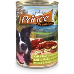 Prince Premium Cielęcina Wołowina Gruszka Dynia 400g