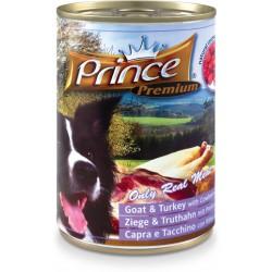 Prince Premium Koźlina Indyk Czerwone borówki Słodkie ziemniaki 400g