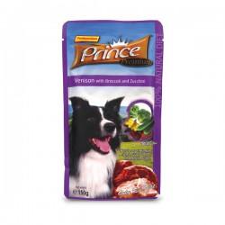 Prince Premium Jeleń Brokuły Cukinia 150g