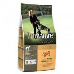 Pronature Holistic Dog Duck a l'Orange 13,6kg