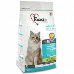 1st Choice Cat Healthy Skin & Coat 350g