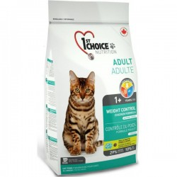 1st Choice Cat Light weight control 2,72 kg