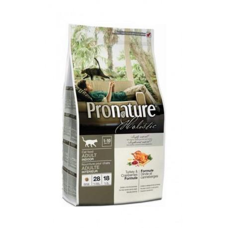 Pronature Holistic Cat Turkey & Cranberries 2,72kg