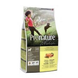 Karma dla szczeniąt  Pronature Holistic Puppy Chicken&Sweet Potato 2,72 kg