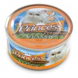 Princess Premium Tuńczyk Pacyficzny Ser 170g