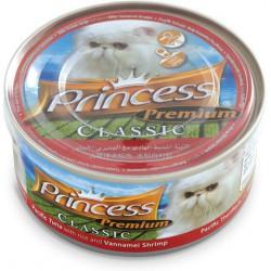 Princess Premium Kurczak Tuńczyk Marchew Cukinia Pomidor 170g