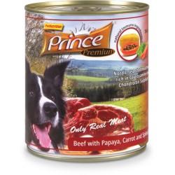 Prince Premium Rindfleisch Papaya Karotten 800g
