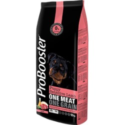 ProBooster Puppy Sensitive Lamb 12kg