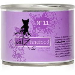 Catz Finefood Nr.11 Lamm & Kaninchen 200g