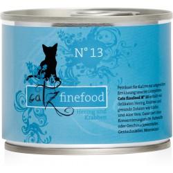 Catz Finefood Nr.13 Hering & Garnelen 200g