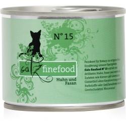 Catz Finefood Nr.15 Huhn & Fasan 200g