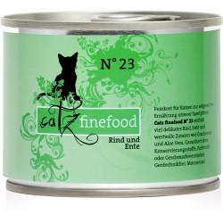 Catz Finefood Nr.23 Rind & Ente 200g