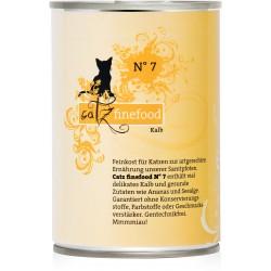 Catz Finefood Nr.7 Kalbland 400g