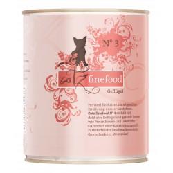 Catz finefood No.3 drób 800g