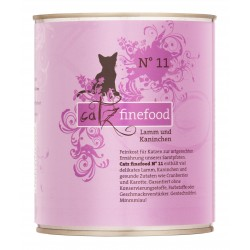 Catz Finefood Nr.11 Lamm & Kaninchen 800g