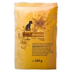 Dogz Finefood No.8 Truthahn & Schafe 100g