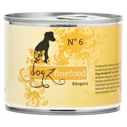 Dogz finefood No.6 kangur 200g