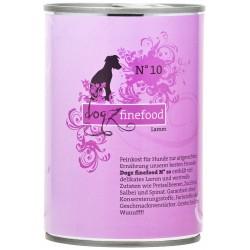 Dogz Finefood Nr.10 Lamm 400g