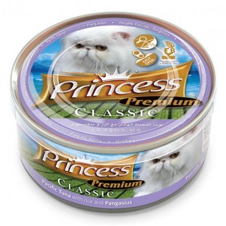 Princess Premium Tuńczyk Pacyficzny Panga 170g