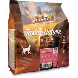 Princess Taste of Nature Salmon with Sweet Patato No Grain  – karma z mięsa łososia z batatami 2 kg