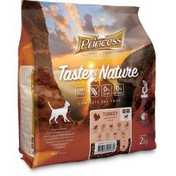 Princess Ultra Premium Taste of Nature Turkey No Grain Single Protein - z mięsem z indyka 2 kg