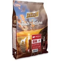 Prince Geschmack der Natur Trockenfutter ohne Getreide für erwachsene Hunde und Welpen mittlerer und großer Bisonfleischrassen 4