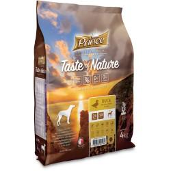 Prince Taste of Nature karma sucha dla psów dorosłych – kaczka z batatami  4 kg