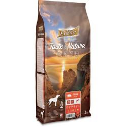 Prince Taste of Nature- karma sucha bez zbóż dla psów dorosłych wszystkich ras  z wieprzowiną 12 kg