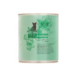 Catz Finefood Nr.15 Huhn & Fasan 800g