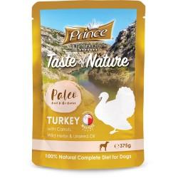 Prince Paleo Türkei Türkei Sachet Karotte 375g BIS 99% MEAT!!