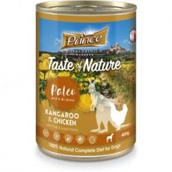 Prince Paleo Känguru Huhn Erbsen Süßkartoffeln 400g BIS 99% MEAT!