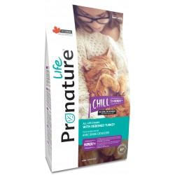Pronature Life Cat Chill karma dla kotów i kociąt ANTYSTRES