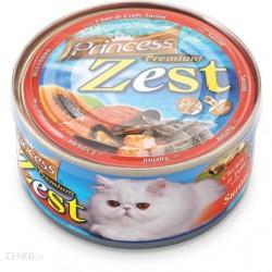 Princess Premium ZEST Huhn Thunfisch Surimi 170g