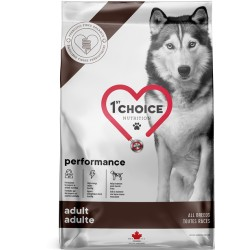1st Choice karma sucha dla psów dorosłych, aktywnych wszystkich ras – Performance formuła 12kg