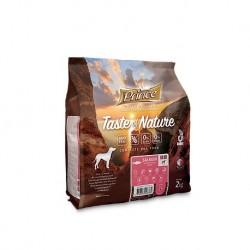 Prince Taste of Nature karma sucha dla psów dorosłych, łosoś z batatami 2kg