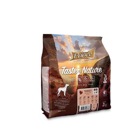 Prince Taste of Nature karma dla psa z Indyka 2kg Small bez zbóż