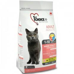 1st choice Katze Indoor Vitality Huhn 5.44kg