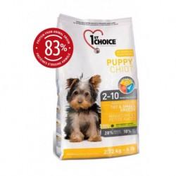 Karma dla szczeniąt  1st Choice Puppy Toy & Small Breeds 7kg