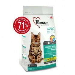 1st choice Katzengewichtskontrolle 10kg