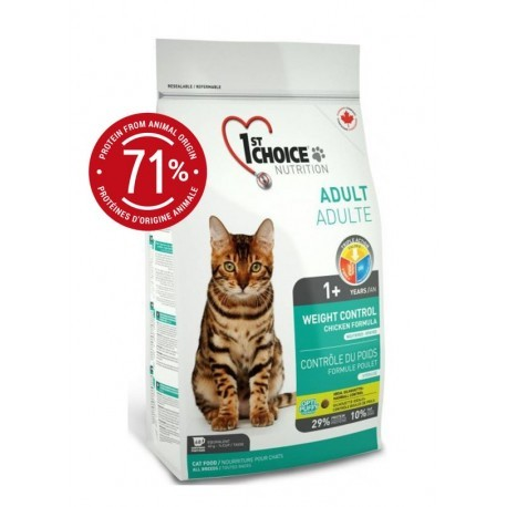 1st Choice Cat weight control 10kg