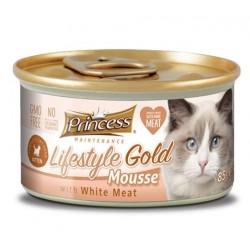 PRINCESS Life Gold Mousse KITTEN 85g