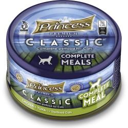 Princess Clasic  Complete Meal  Steryzlized  Kurczak Tuńczyk  z tauryną170g