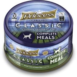 Princess Classic Complete Meal  Kurczak Jagnięcina z tauryną 170g