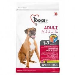 1st choice Hund Adult Sensitive Skin & Coat 2.72 kg