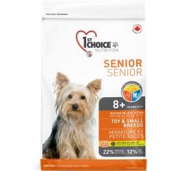 1st choice Hund Senior Spielzeug & Kleine Rassen 2.72kg