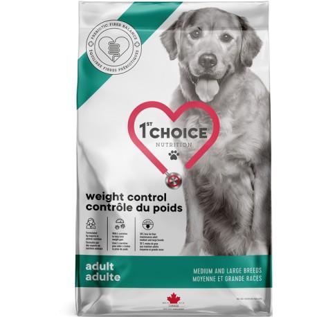 1st Choice Dog Adult  Medium&Large Breeds weight control formula 10kg