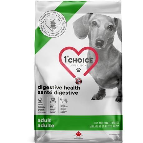 1st choice Hund Vet Getreide Frei Getreide-freies Trockenfutter für erwachsene Hunde, Miniatur- und kleine Rassen ohne Getreide