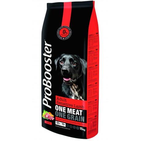 ProBooster Adult Sensitive Lamb 15kg