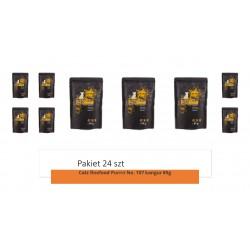 Pakiet 24 szt   Catz finefood Purrrr No. 107 kangur 85g