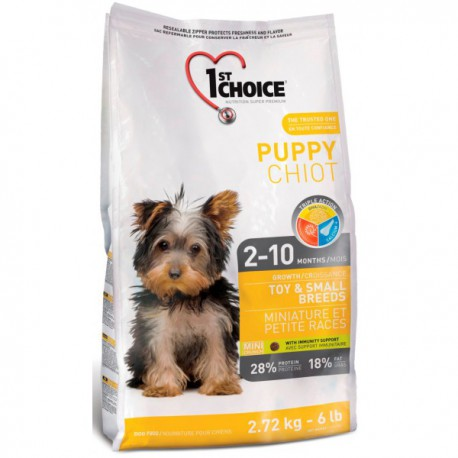 1st Choice Puppy Toy & Small Breeds 350g